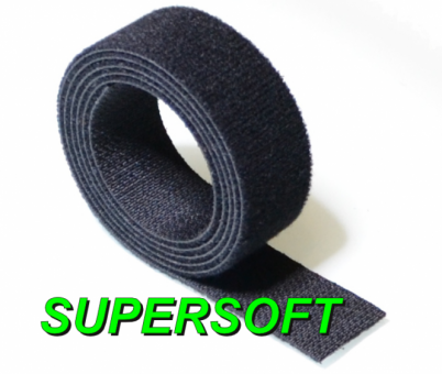 Klettband Back to Back Supersoft