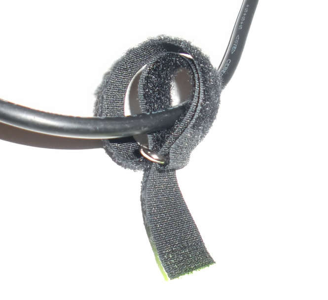 Klett Kabelbinder Anleitung zur Benutzung